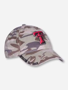 "47 Brand Texas Tech ""Operation Hat Trick Granato"" Camo Adjustable Cap"