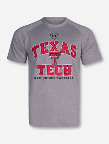 Under Armour Texas Tech Baseball Dynamic T-Shirt
