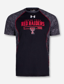 "Under Armour Texas Tech ""Fall Out"" Black T-Shirt"