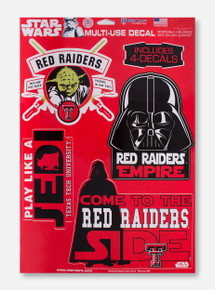 Texas Tech Star Wars Multi-Use Decal