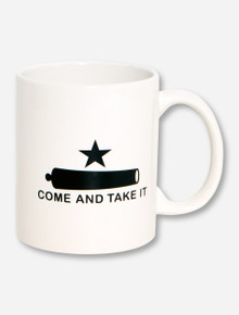 Texas Tech Come & Take It White Coffee Mug
