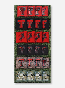 Texas Tech Red Raiders Cornhole Bag Set - ONLINE ONLY