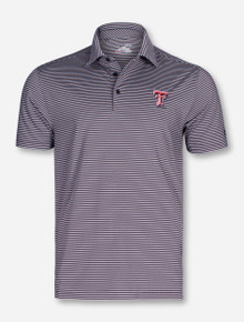 "Under Armour Texas Tech ""Address"" Polo"