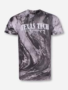 Texas Tech Marble T-Shirt