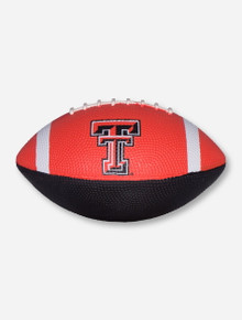 "Texas Tech ""Hail Mary"" YOUTH Red and Black Football"