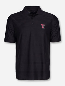 "Antigua Texas Tech ""Illusion"" Double T Polo"