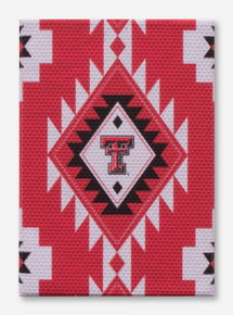 Texas Tech Aztec Magnet