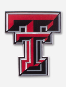 Texas Tech Classic Double T Magnet