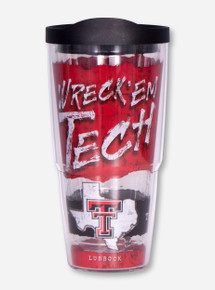 Tervis Texas Tech Statement Travel Tumbler
