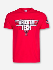 2016 Official Wreck 'Em Tech Game Day Red T-Shirt