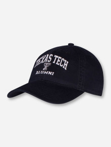 Legacy Texas Tech Alumni Black Adjustable Cap