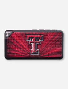 Texas Tech Double T Bluetooth Compact Speaker