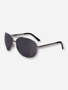 Texas Tech Double T Aviator Sunglasses