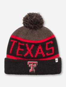 """47 Brand Texas Tech """"Calgary"""" Cuff Beanie"""