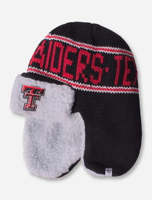 "47 Brand Texas Tech ""Yeti"" Wool Beanie"