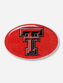 Texas Tech Double T Flexible Bling Emblem