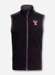 """Arena Texas Tech """"Mesa"""" Corded Polar Vest"""