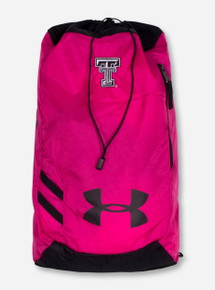 "Under Armour Texas Tech ""Trance"" Sack Pack"