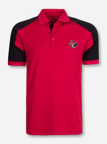 "Antigua Texas Tech ""Century"" Polo"