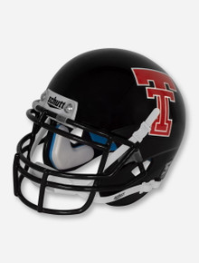 Schutt Texas Tech '93 - '99 Throwback Zach Thomas Black Mini Helmet