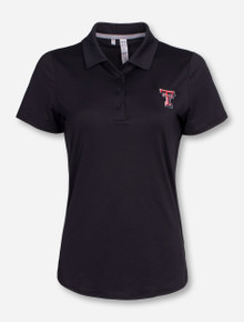 "Under Armour Texas Tech ""Leader"" Women's Polo"