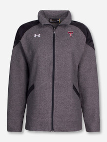 "Under Armour Texas Tech ""Survivor"" Women's Fleece Full Zip Jacket"