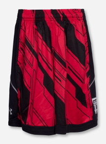 "Under Armour Texas Tech ""Doomsday"" YOUTH Shorts"