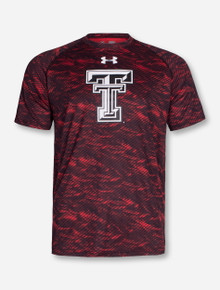 Under Armour Texas Tech Strength and Conditioning T-Shirt