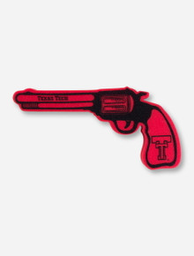 Texas Tech Foam Guns Up