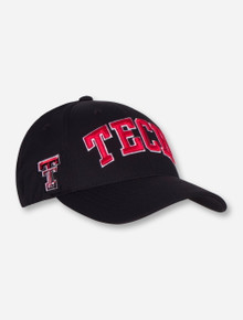 "Top of the World Texas Tech ""Fresh"" Snapback Cap"