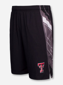 "Under Armour Texas Tech ""Free Agent"" Black Gym Shorts"
