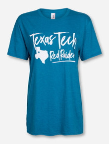Texas Tech State Script T-Shirt