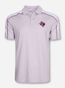 "Antigua Texas Tech ""Sustain"" Lone Star Pride Polo"