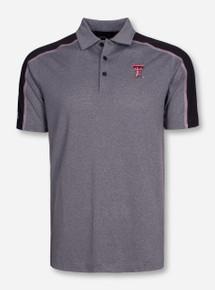 "Antigua Texas Tech ""Sustain"" Double T Polo"