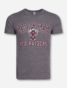 Texas Tech Raider Red Vintage Tri-Color T-Shirt
