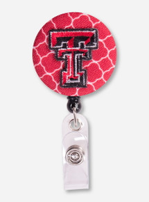 Texas Tech Red Moroccan Red Badge Reel