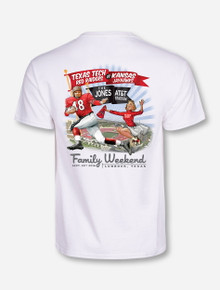 Texas Tech 2016 Family Game Day T-Shirt