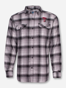 "Columbia Texas Tech ""Flare Gun"" Flannel Shirt"