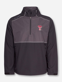 "Columbia Texas Tech ""Pick & Play"" Quarter Zip Pullover"