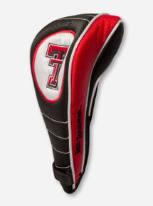 Team Effort Texas Tech Double T on Shaft Gripper Fairway Head Cover