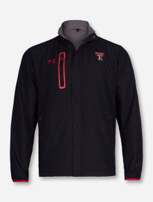 "Under Armour Texas Tech ""Hybrid"" Full Zip Jacket"