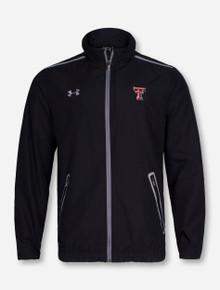 "Under Armour Texas Tech ""Impulse"" Black Full Zip Jacket"