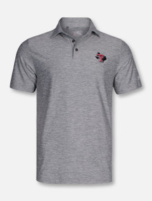 "Under Armour Texas Tech ""Twisted"" Lone Star Pride Polo"
