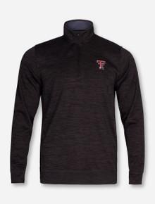 "Under Armour Texas Tech ""Storm Fleece"" Quarter Zip Pullover"
