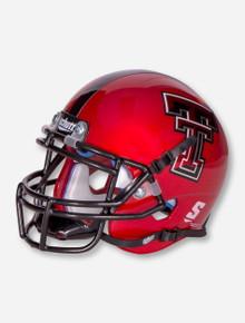 Schutt 2016 Texas Tech Red Mini Helmet