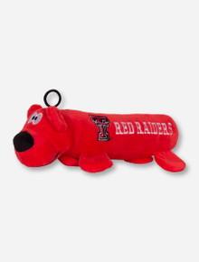 Texas Tech Red BoBo Dog Toy