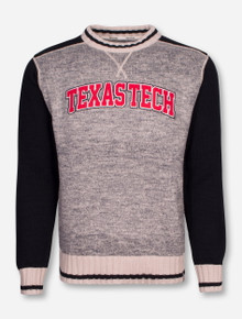 "Texas Tech ""New"" Crew Sweater"