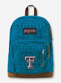 "Jansport Texas Tech ""Expression"" Back Pack"