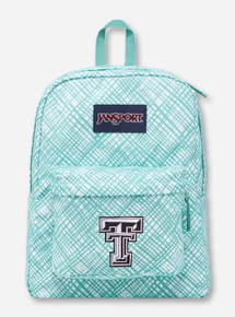 Jansport Texas Tech Criss Cross Superbreak Back Pack