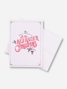Texas Tech Have Yourself a Red Raider Christmas Holiday Card